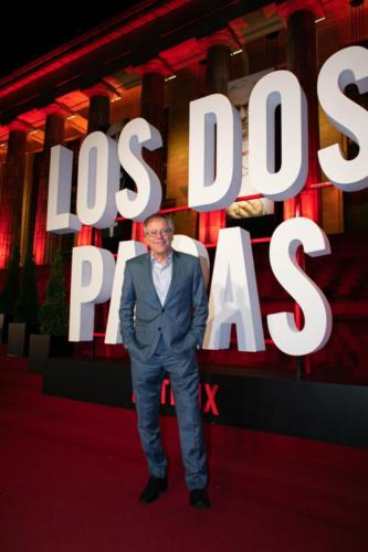 Los Dos Papas Red Carpet 1