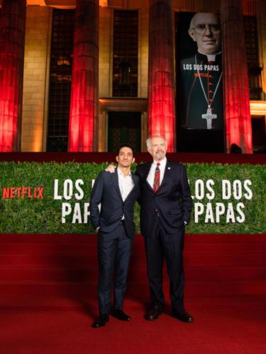 Los Dos Papas Red Carpet 2