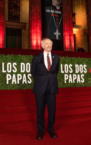 Los Dos Papas Red Carpet 5